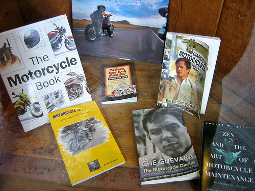 8 Great Motorcycle Books That Will Ignite Your Wanderlust