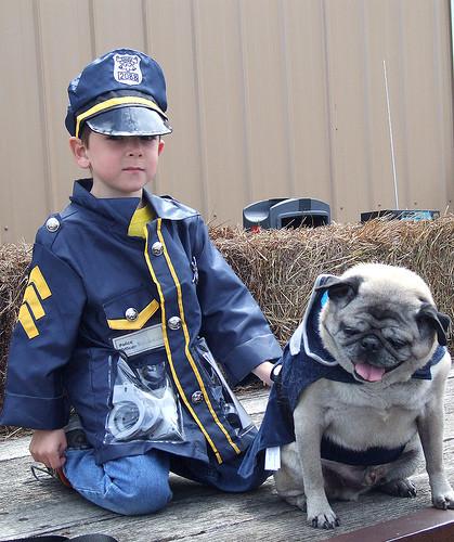police pug