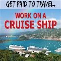 how to work on a cruise ship
