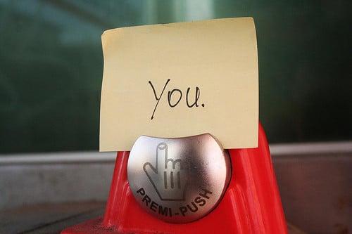 you button
