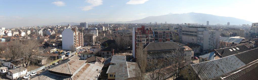 sofia skyline